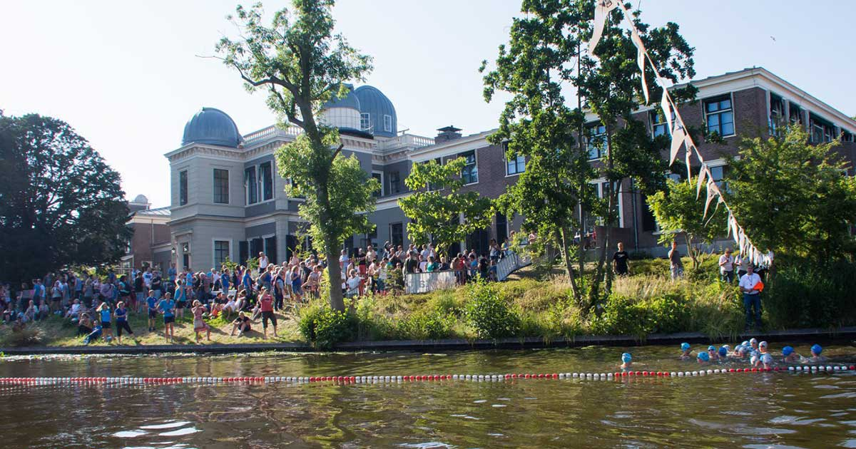 Swim-in Leiden 2018