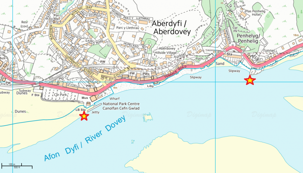 The Classic Aberdovey route