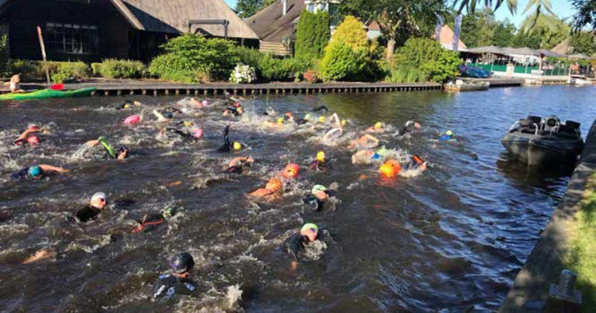 Weerribben zwemtoch 2019