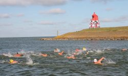 ijsselmeerzwemmarathon - start